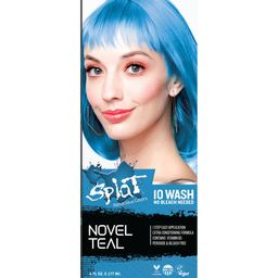 Splat 10 Wash No Bleach Hair Dye Novel Teal | Walmart (US)