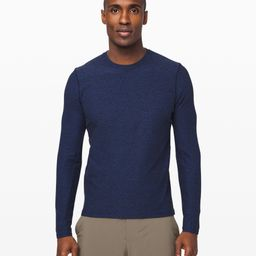 Surge Warm Long Sleeve | Men's Long Sleeve Tops | lululemon athletica | Lululemon (US)
