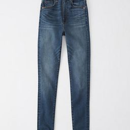 Ultra High Rise Super Skinny Jeans | Abercrombie & Fitch US & UK