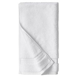 Home Decorators Collection Egyptian Cotton Hand Towel in White AT17757_White - The Home Depot | The Home Depot