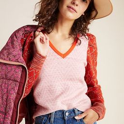 Cherie Puff-Sleeved Sweater | Anthropologie (US)