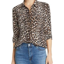 Leopard Print Slim Signature Shirt   Bloomingdale's (US)