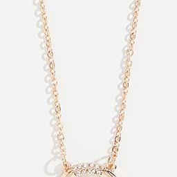 Reverse Crescent Necklace   Shopbop