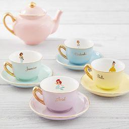 Porcelain Princess Tea Set   Pottery Barn Kids