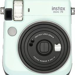 Fujifilm Instax Mini 70 - Instant Film Camera (ICY Mint) | Amazon (US)