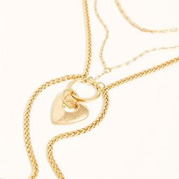 Longshot Charm Necklace   Free People (US)