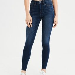 The Dream Jean Super High-Waisted Jegging | American Eagle Outfitters (US & CA)