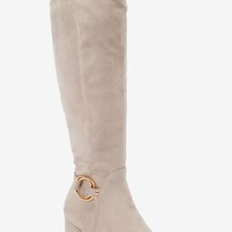 The Ruthie Wide Calf Boot by Comfortview®   Jessica London