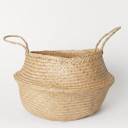Large folding basket   H&M (UK, IE, MY, IN, SG, PH, TW, HK, KR)