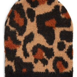 Leopard Pattern Beanie | Nordstrom