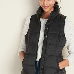 Frost-Free Puffer Vest for Women | Old Navy (US)