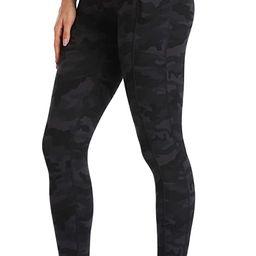 Women's High Waisted Yoga Pants 7/8 Length Leggings with Pockets | Amazon (US)