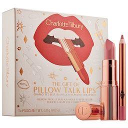 Gift of Pillow Talk Lips - Charlotte Tilbury   Sephora   Sephora (US)