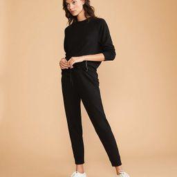 Signaturesoft Plush Upstate Sweatpants | Lou & Grey | Lou & Grey (US)