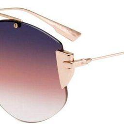 Authentic Christian Dior Stronger 0DDB/FF Gold Copper Sunglasses   Amazon (US)