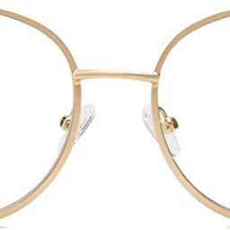 SOJOS Round Blue Light Blocking Glasses Eyeglasses Frame Anti Blue Ray Computer Game Glasses SJ50... | Amazon (US)