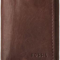 Men's Ingram Leather Trifold Wallet | Amazon (US)