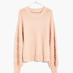 Bobble Pullover Sweater | Madewell