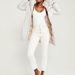 Shown In cream | Abercrombie & Fitch US & UK