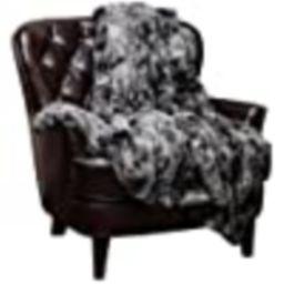Chanasya Faux Fur Throw Blanket   Super Soft Fuzzy Light Weight Luxurious Cozy Warm Fluffy Plush ...   Amazon (US)