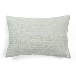 Cottage Home Katalina Quilted Linen Sham | Overstock