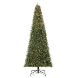 Holiday Time Pre-Lit 12' Williams Pine Artificial Christmas Tree, Clear-Lights | Walmart (US)