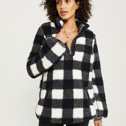 The Essential A&F Sherpa Fleece | Abercrombie & Fitch US & UK
