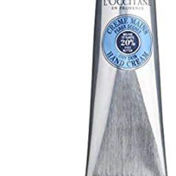 L'Occitane Fast-Absorbing 20% Shea Butter Hand Cream, 5.2 Oz   Amazon (US)