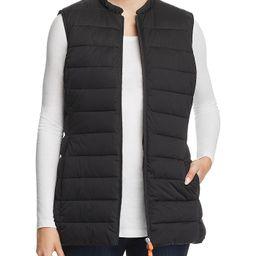 Faux-Fur Lined Packable Vest | Bloomingdale's (US)