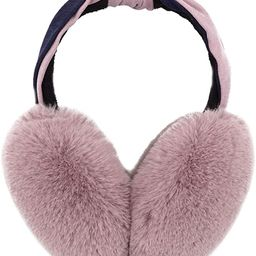 Simplicity Women's Winter Warm Cute Ear Warmers Outdoor Earmuffs | Amazon (US)