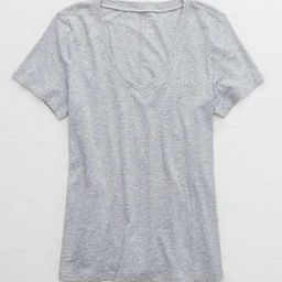 Aerie V-Neck T-Shirt | American Eagle Outfitters (US & CA)