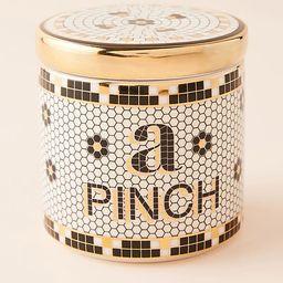 A Pinch Bistro Tile Spice Jar | Anthropologie (US)
