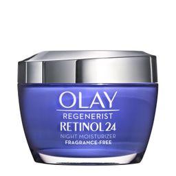 Olay Regenerist Retinol 24 Night Facial Cream, 1.7 fl oz | Walmart (US)