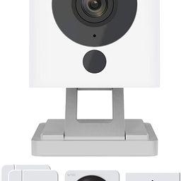 Wyze Cam V2 1080P Indoor Smart Home Camera with Wyze Sense Starter Kit   Amazon (US)