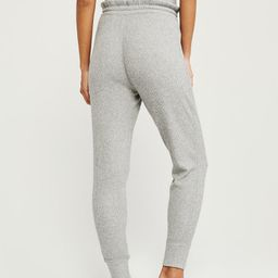 Cozy Ribbed Joggers | Abercrombie & Fitch US & UK
