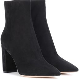 Piper 85 suede ankle boots | Mytheresa (US)
