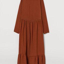 Patterned Dress | H&M (US)