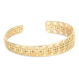 Uma Cuff Bracelet In Gold | Kendra Scott