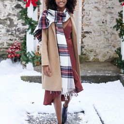 Blanket Scarf | Abercrombie & Fitch US & UK
