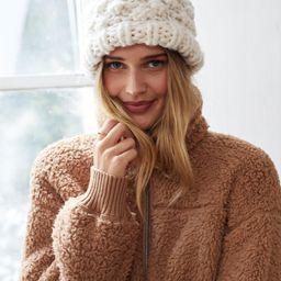 Chunky Knit Beanie | Abercrombie & Fitch US & UK