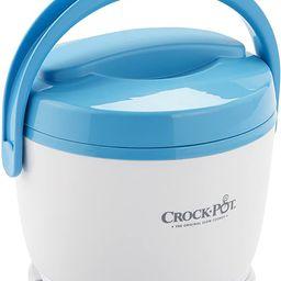 Crock-Pot Lunch Crock Food Warmer, Blue   Amazon (US)