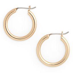 Small Endless Hoop Earrings   Nordstrom