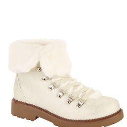 Portland Boot Company Faux Fur Hiker Boot (Women's) | Walmart (US)