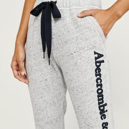 Logo Joggers   Abercrombie & Fitch US & UK