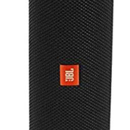 JBL Flip 4 Waterproof Portable Bluetooth Speaker - Black | Amazon (US)