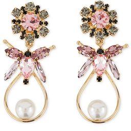 ERDEM - Bee Drop earrings | 24S