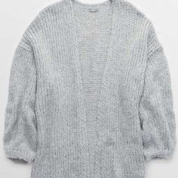 Aerie Oversized Cardigan | American Eagle Outfitters (US & CA)