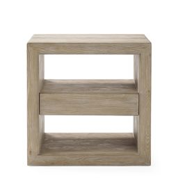 Atelier Side Table With Drawer         TB-ACC94-02 | Serena and Lily
