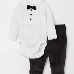 Tuxedo Set   H&M (US)
