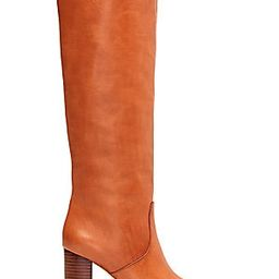 Goldy Knee-High Leather Boots | Saks Fifth Avenue